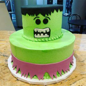 custom childs birthday cake