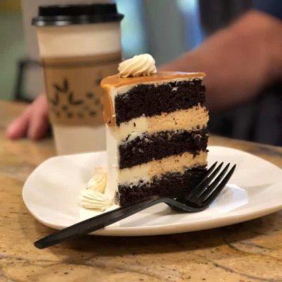 Cake Bar Temp Cover